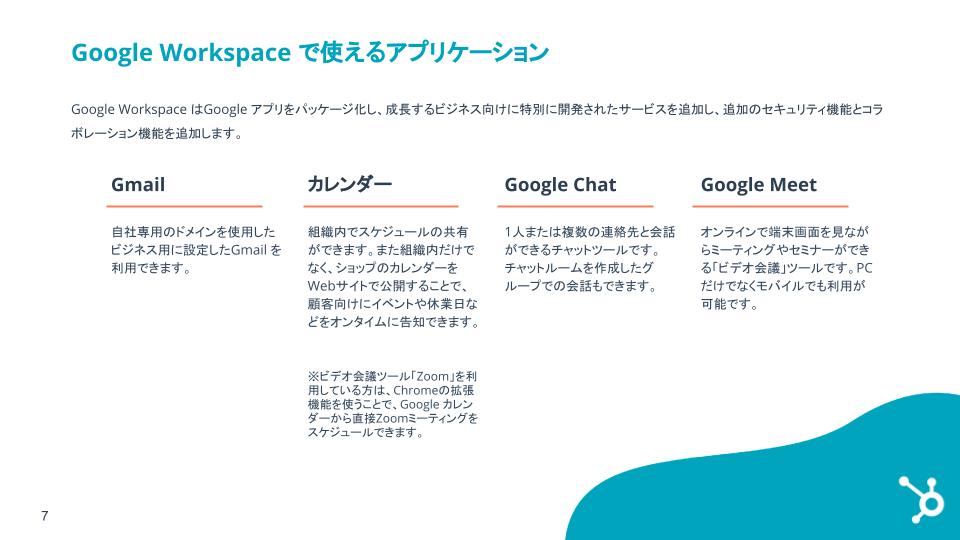 Google Workspace  (旧 G Suite) 基礎ガイド_04